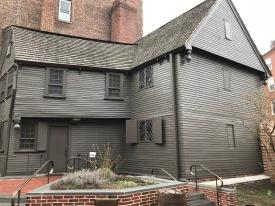 Revere's house